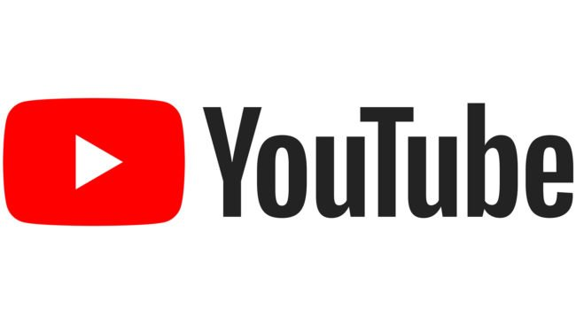 YouTube Logo 2017–Presente