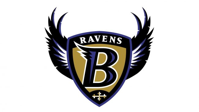 Baltimore Ravens Logotipo 1996-1998