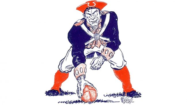 Boston Patriots Logotipo 1961-1971