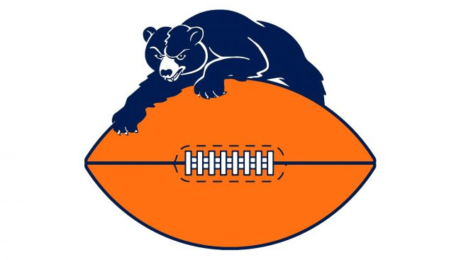 Chicago Bears Logotipo 1946-1973