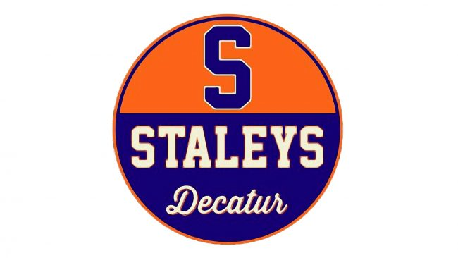 Decatur Staleys Logotipo 1920