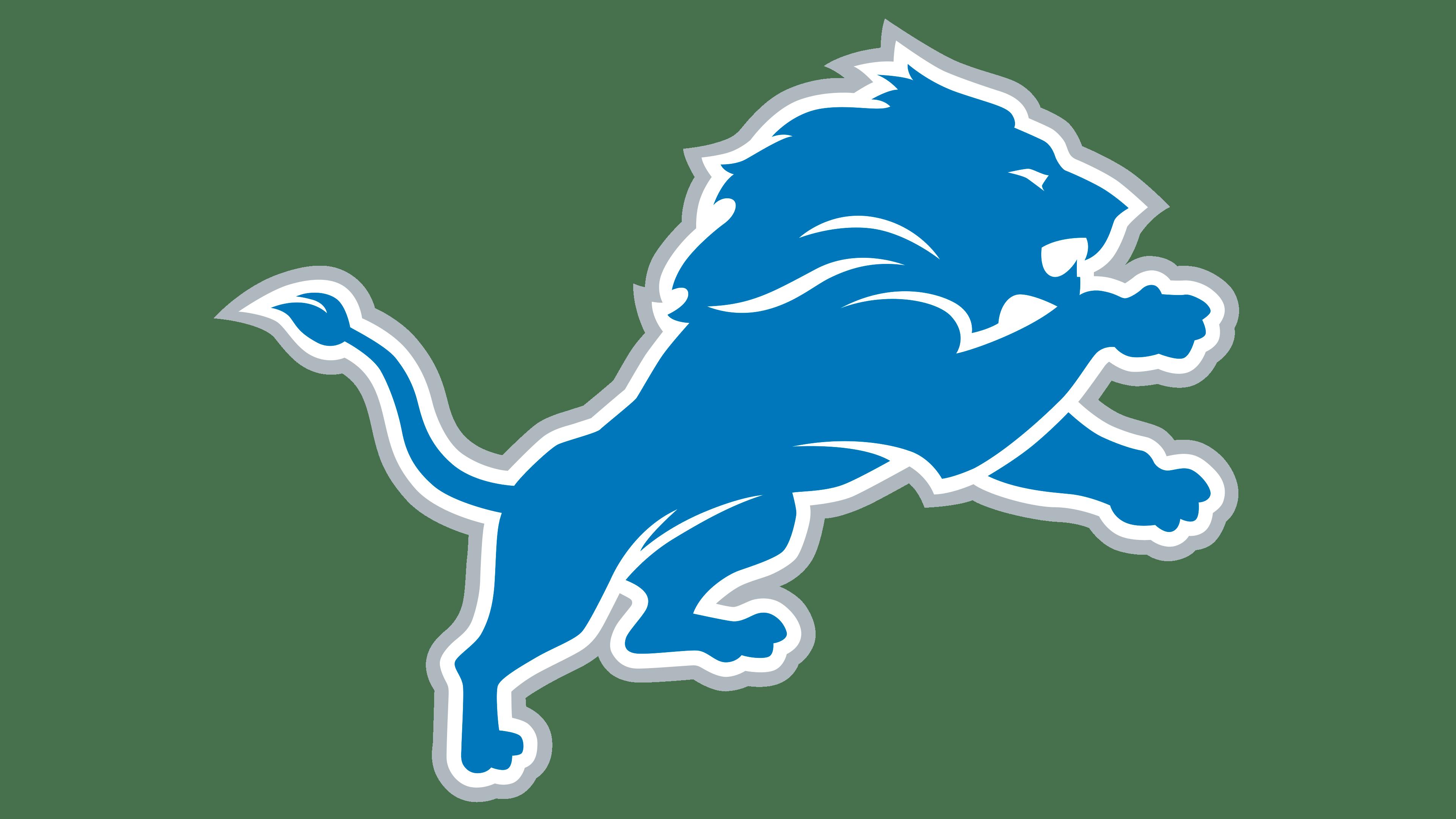 Detroit Lions Logo   Significado, História e PNG
