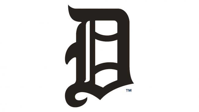 Detroit Tigers Logotipo 1904