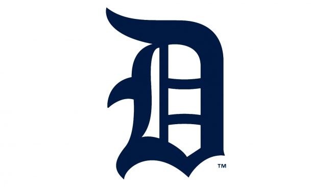 Detroit Tigers Logotipo 1917