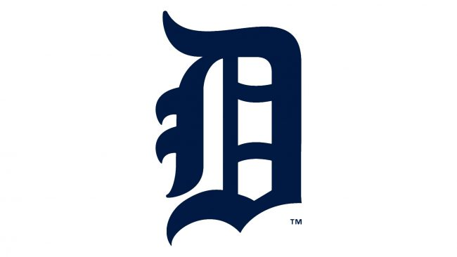 Detroit Tigers Logotipo 1925