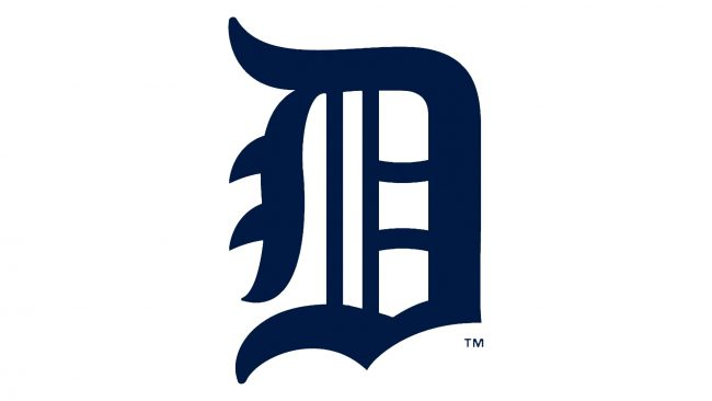 Detroit Tigers Logotipo 1926