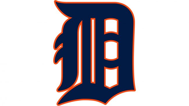 Detroit Tigers Logotipo 1929