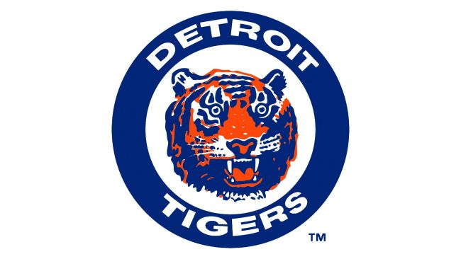 Detroit Tigers Logotipo 1964-1993