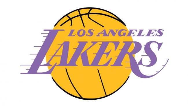 Los Angeles Lakers Logotipo 1977-2001