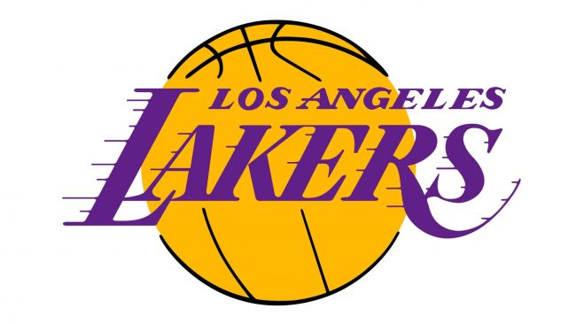 Los Angeles Lakers Logotipo 2002-Presente