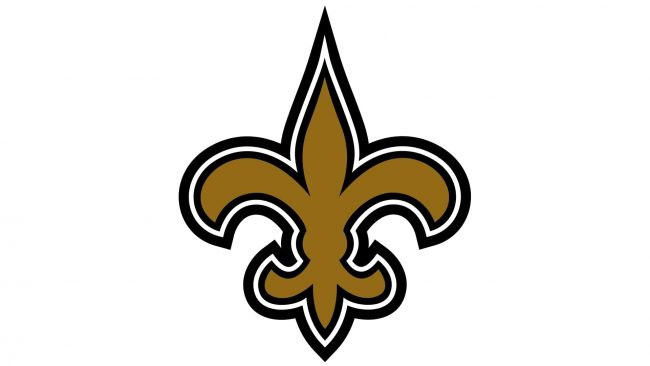 New Orleans Saints Logotipo 2000-2001