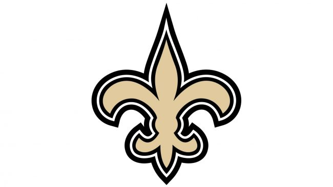 New Orleans Saints Logotipo 2012-2016