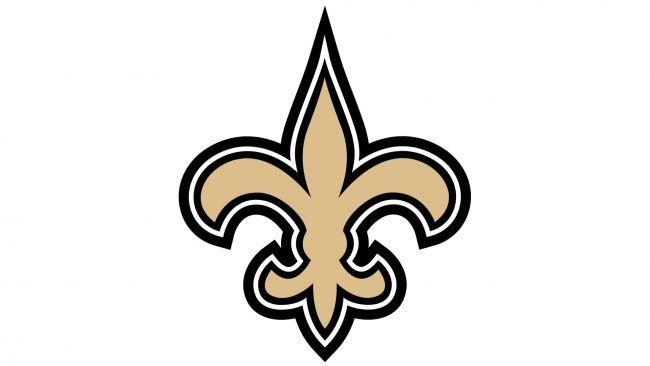 New Orleans Saints Logotipo 2017-Presente