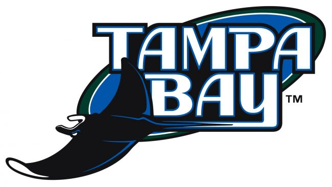 Tampa Bay Devil Rays Logotipo 2001-2007