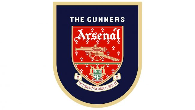 Arsenal Logo 1996-2001