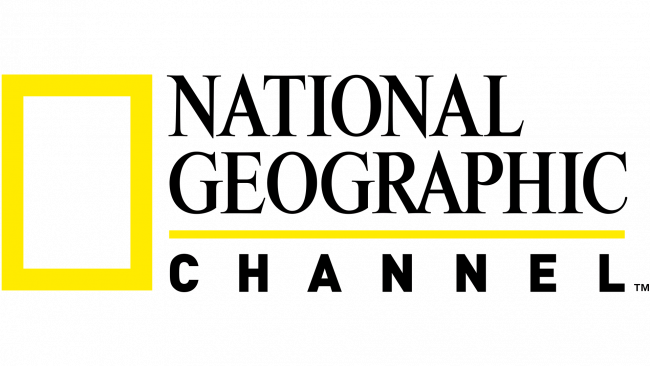 National Geographic Channel Logo 2001-2005