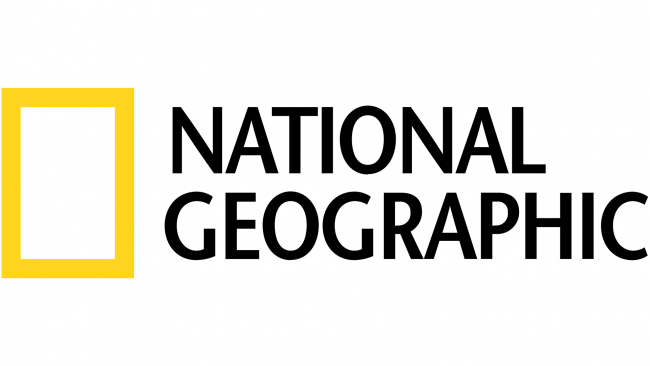 National Geographic Logo 2016-presentee