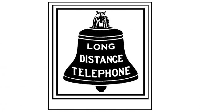 American Telephone and Telegraph Company Logo 1885-1900