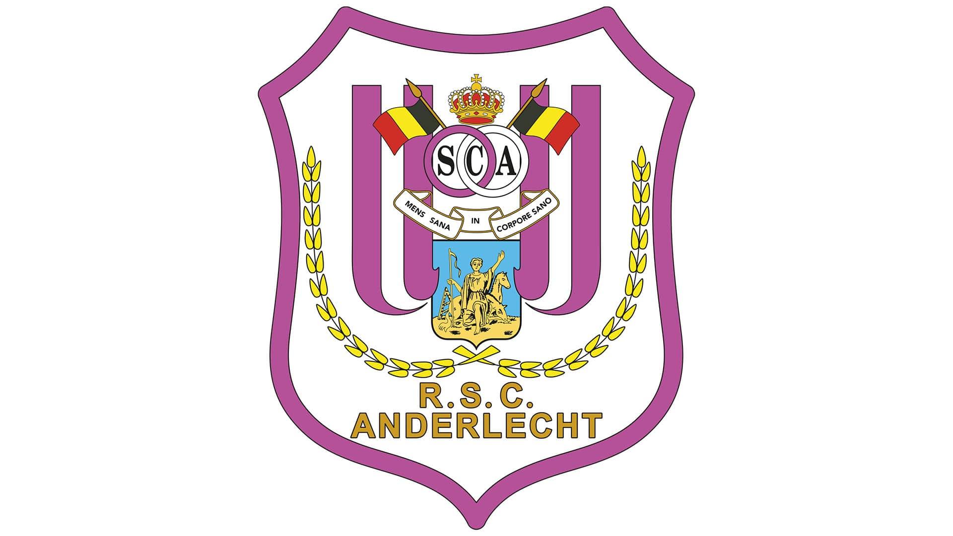 Anderlecht Logo   Significado, História e PNG