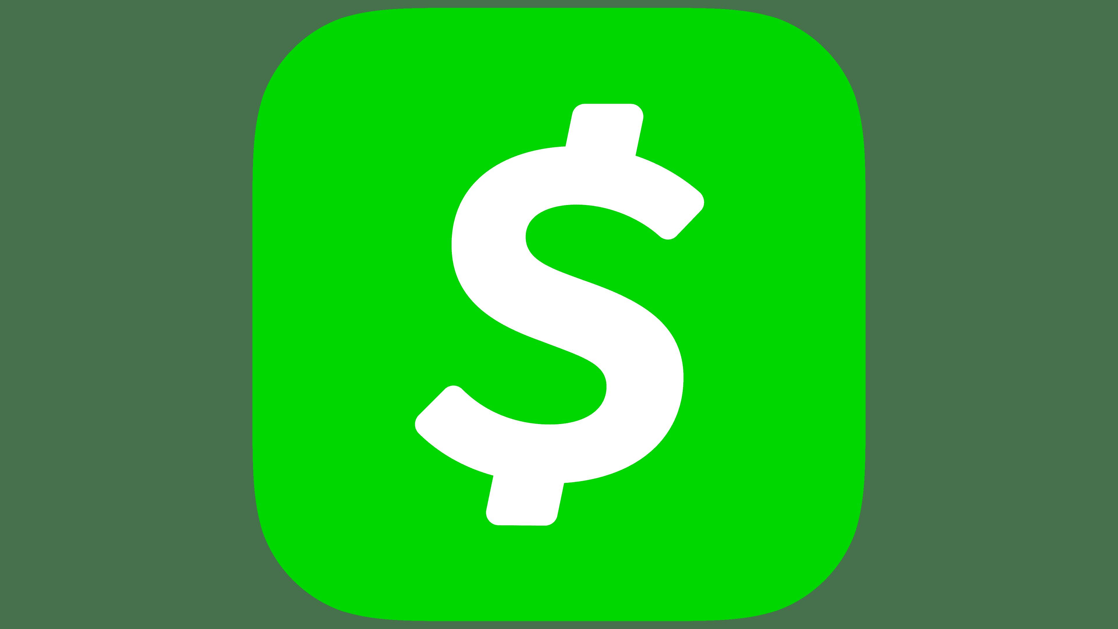 Cash App Logo   Significado, História e PNG