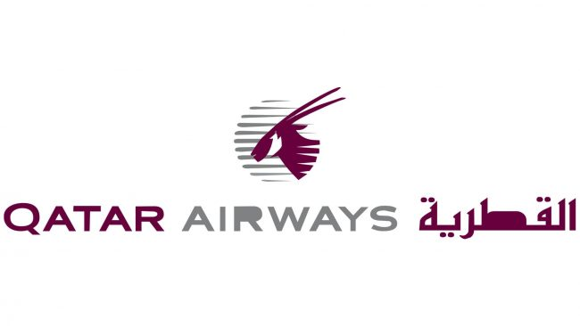 Qatar Airways Logo 1997-2006