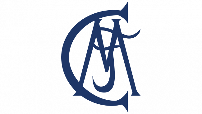Real Madrid Logo 1902-1908