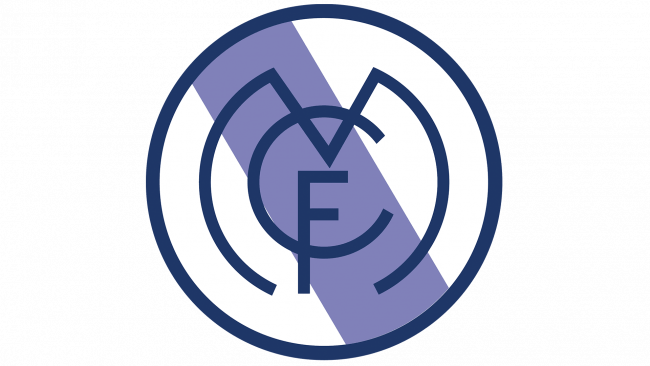 Real Madrid Logo 1931-1941