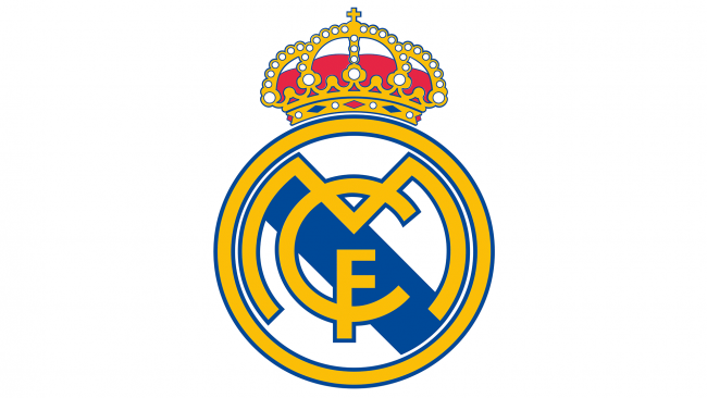 Real Madrid Logo 2001-presente