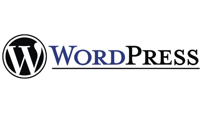 WordPress Logo 2003-2008