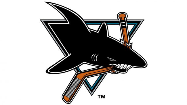 San Jose Sharks Logo 1998-2007