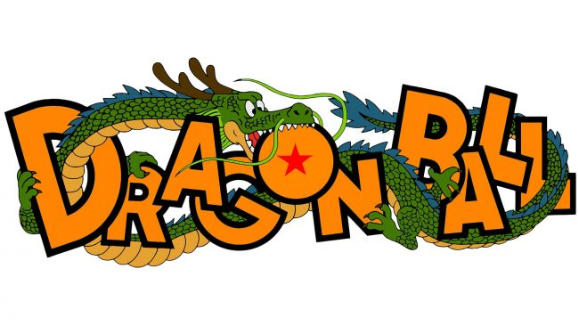 Dragon Ball Logo 1996-1998
